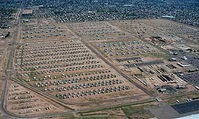 Amazing Aircraft Graveyard In Arizona Airplane
