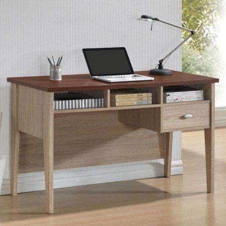 Baxton Studio Tyler Writing Desk Walmart Com Wholesale Interiors Desk Writing Desk Modern