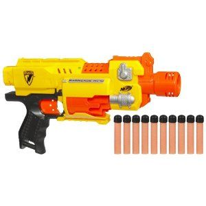 Black Friday 2014 Nerf N-Strike Barricade from Nerf Cyber Monday. Black  Friday specials on the season most-wanted Christmas gifts.