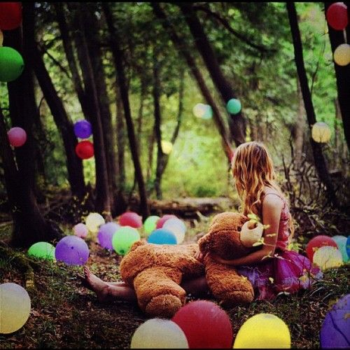 Dreaming with Ballons