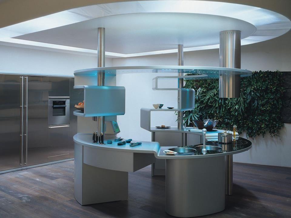 Otro genial diseño de Cocinas Quetzal! | cucine design | Pinterest ...