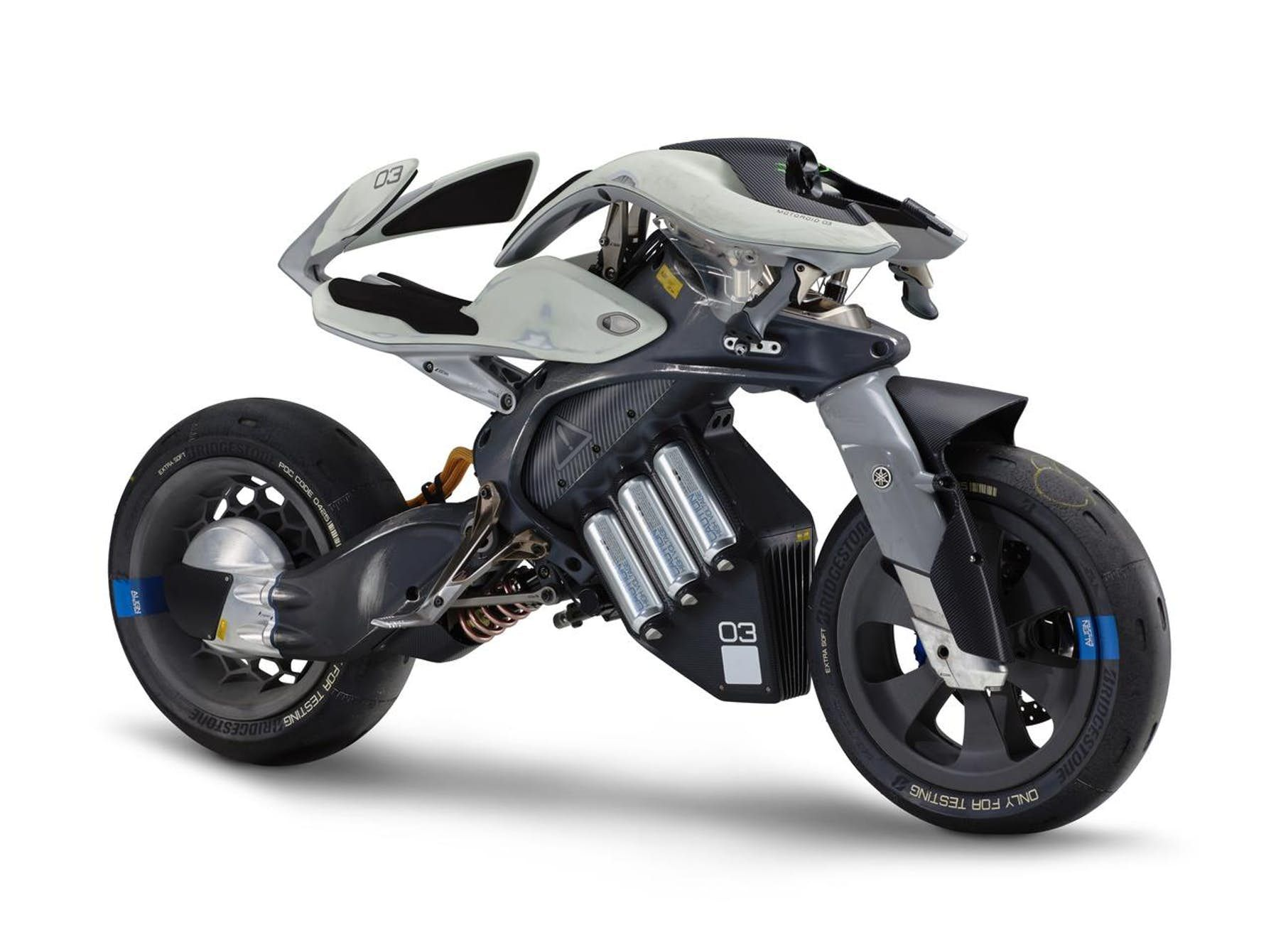 Yamaha Explores Fusing Artificial Intelligence And Motorcycles Electric Motorcycle Yamaha Bikes Futuristic Motorcycle