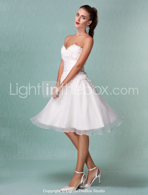 LAN TING BRIDE A-line Princess Wedding Dress - Chic & Modern ...