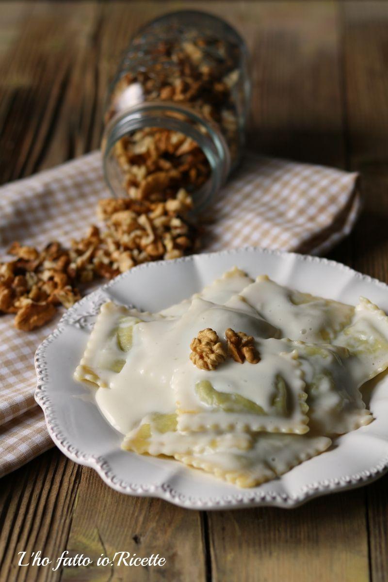 Ricetta - Pasta al gorgonzola - Le ricette dello spicchio