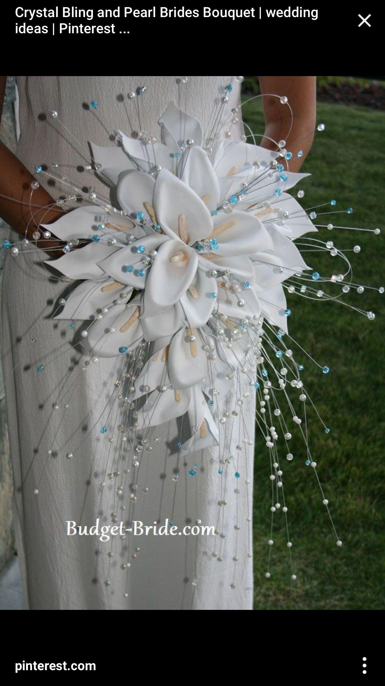 Pin By Afra Geurs On Wedding Stuff Ideas Wedding Flower Guide Flower Bouquet Wedding Artificial Flowers Wedding