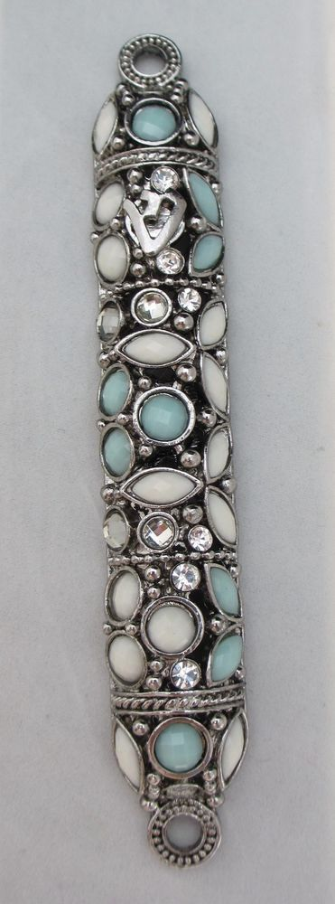 Door Entry Mezuzah Jewish Home Decor Judaica Mezzuzah Jewel