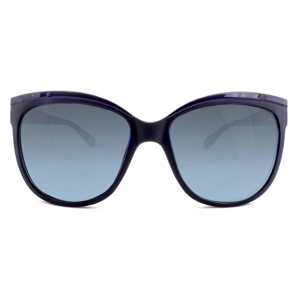 2c5beb74c4f Break out of your accessories rut with the Cat-Eye Sunglasses from A New  Day. These oversized sunglasses feature the signature cat-eye style but the  navy ...