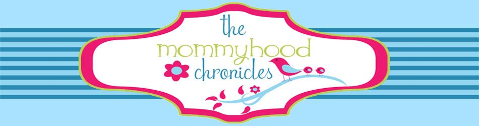 The Mommyhood Chronicles Blogger - Melissa