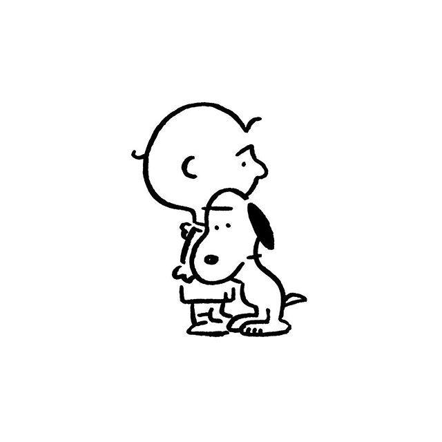 Charlie Brown Snoopy Charliebrown Snoopy Yunagaba Kaerusensei