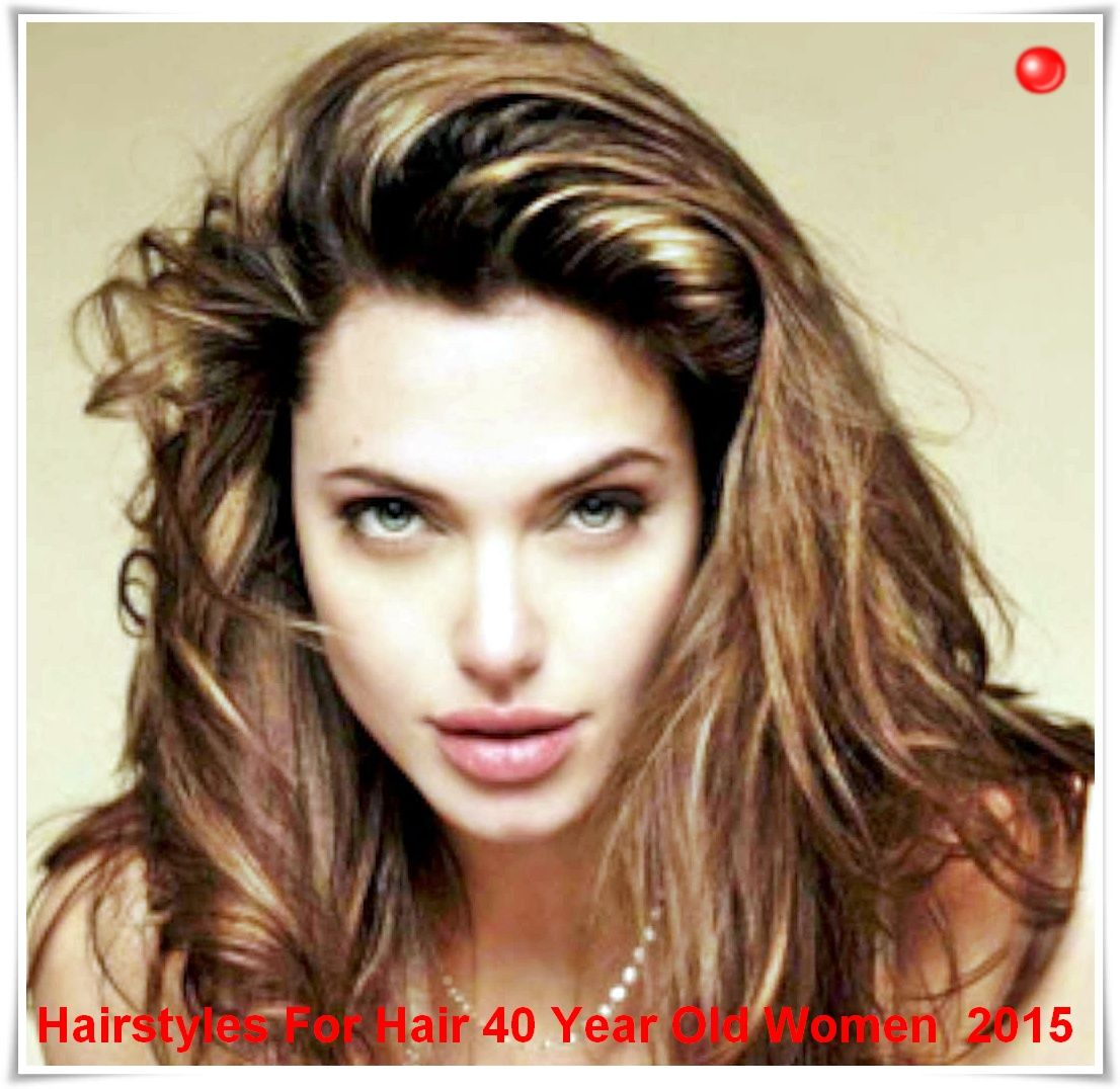 Hairstyles For Day Old Hair: Hairstyles For Over 40 Year Old Woman 2015