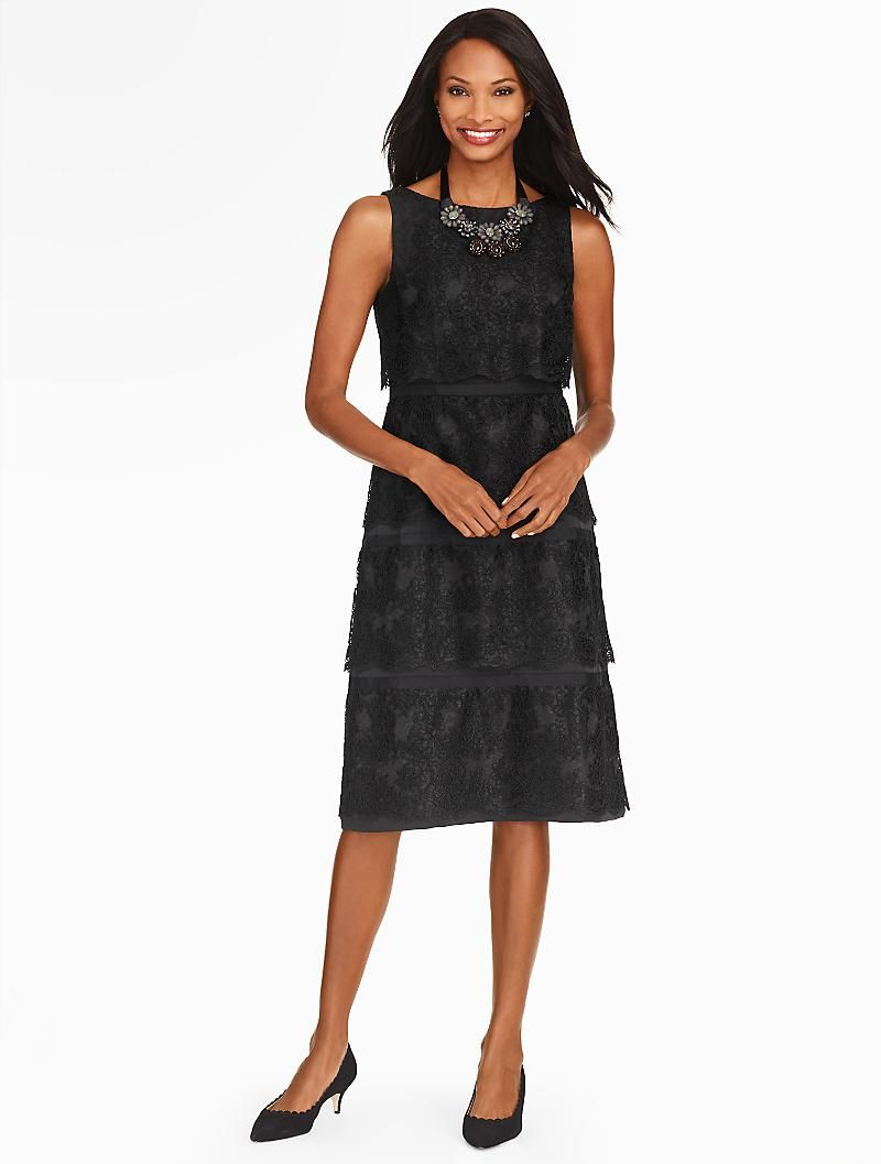 Talbots Isabelle Lace Dress Dresses Petite Retail 249 I Have Just One Size Cocktail Dress Lace Petite Cocktail Dresses Black Lace Cocktail Dress [ 1057 x 800 Pixel ]