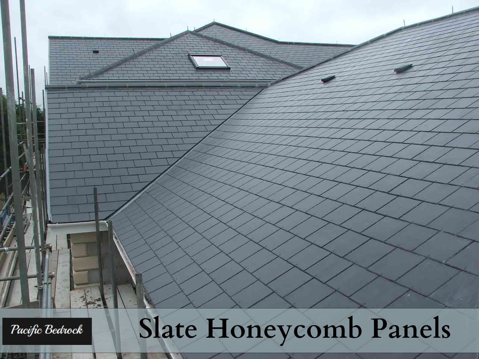Lightweight slate honeycomb panels pacificbedrock goo