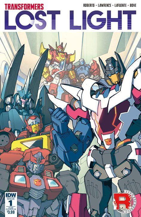 LL1 Sub Cvr B Transformers, Transformers art