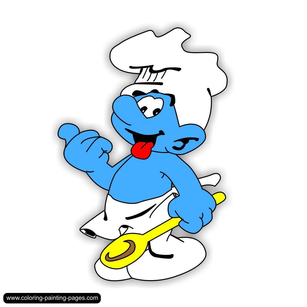 Smurfs, Clip Art, Cartoon