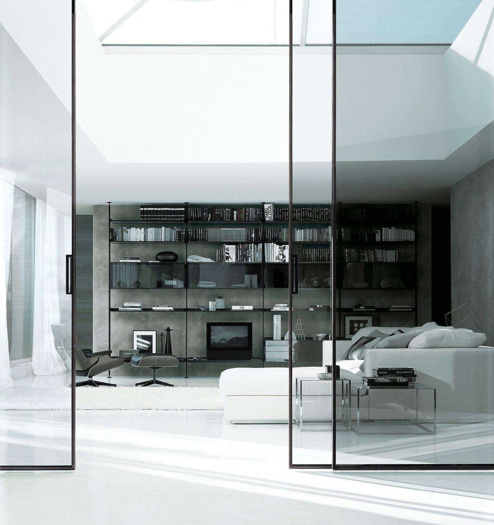 Glass doors by rimadesio minimalis pinterest glass doors