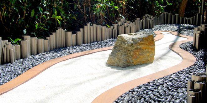 Steingarten- 60 Ideen japanischer Gartengestaltung für einen
