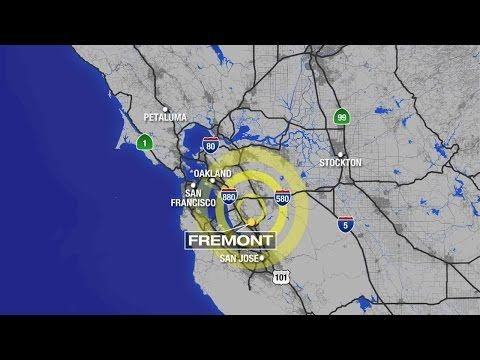 magnitude earthquake shakes san francisco bay area on 21 july 2015