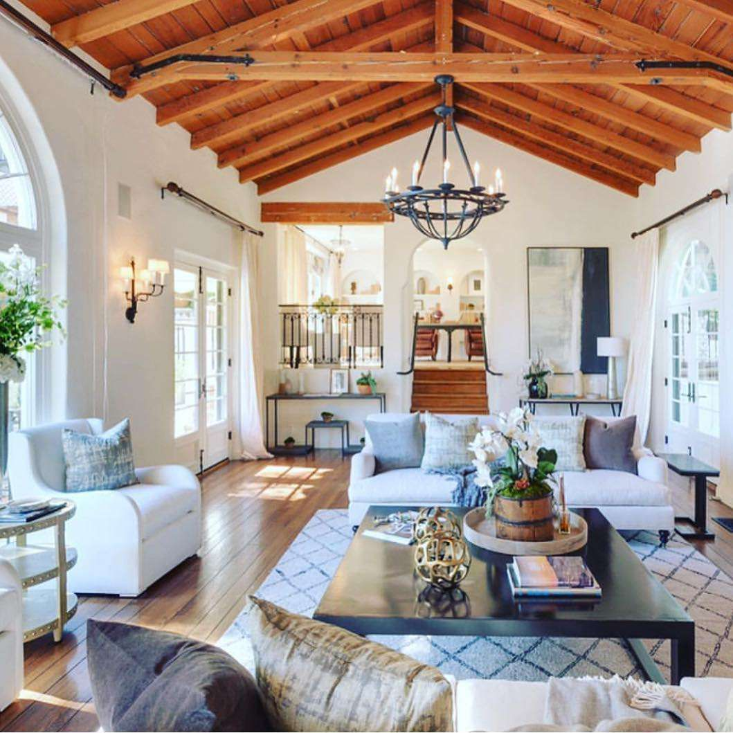 Photo of 11 Spanish-Style Living Rooms You'll Love