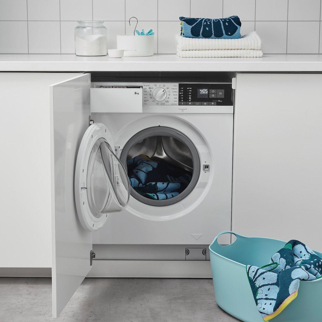 Tvattad Einbauwaschmaschine Weiss Ikea Deutschland In 2020