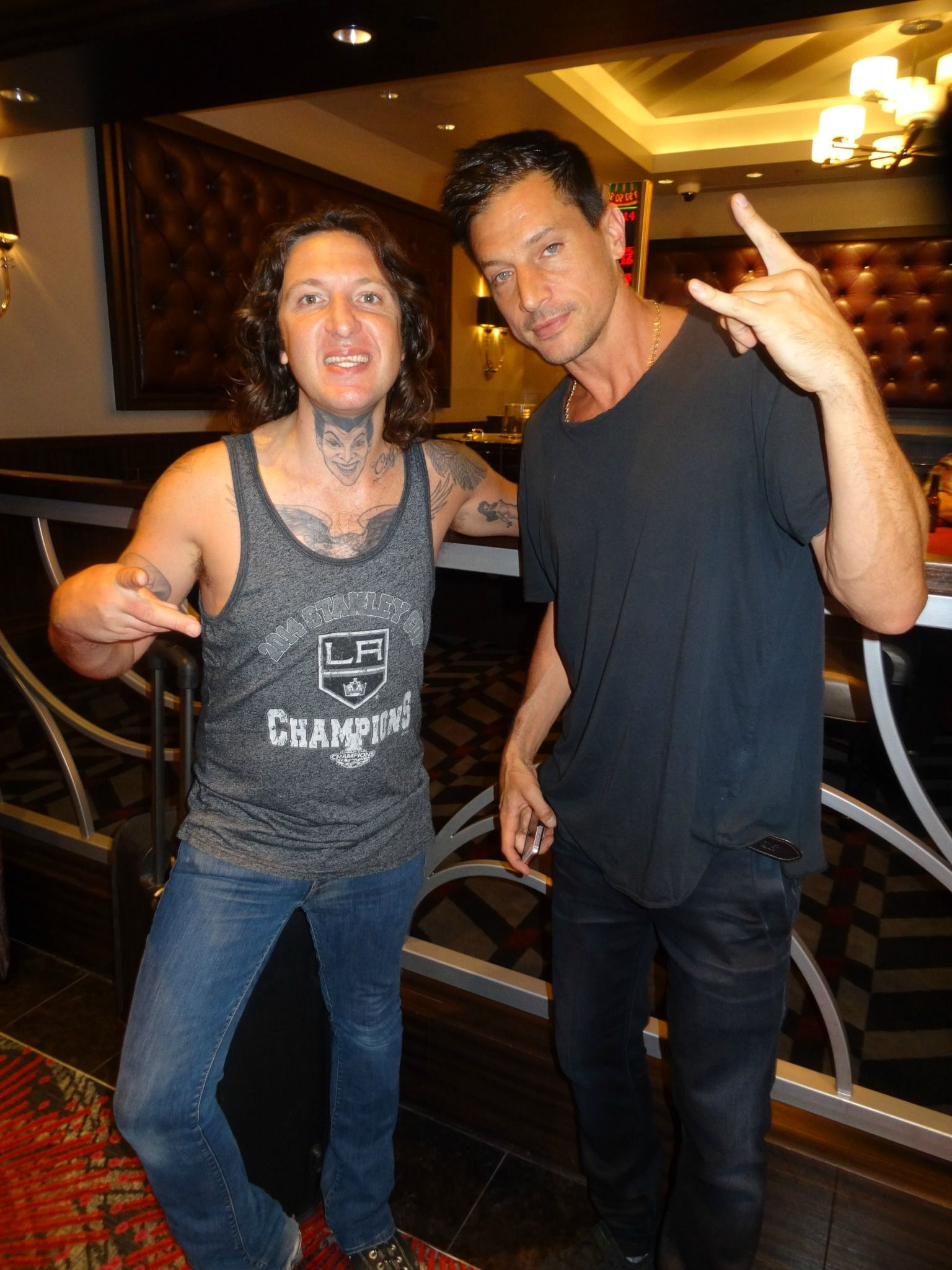 Greg Rikaart Nude with rapper mickey avalon and rapper/actor dirt nasty (simon rex) party