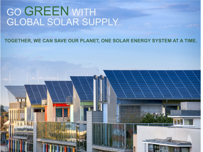 Earth Day Is The Perfect Day To Start Your Solar Project Solar Panels Solar Best Solar Panels