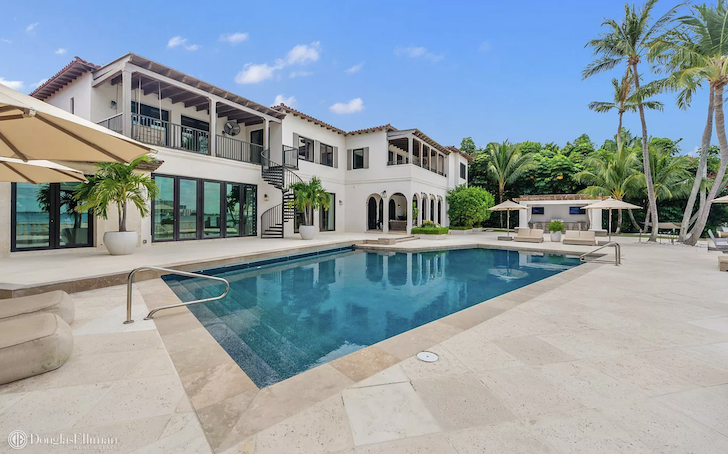 Dwyane Wade Is Selling His Massive Florida Mansion For 32 5
