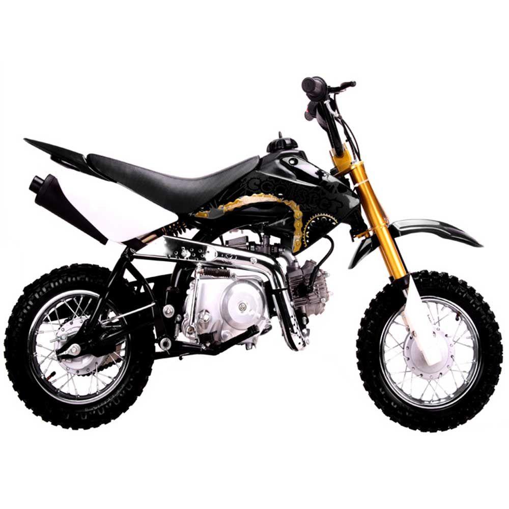 Coolster Qg 213a 110cc Automatic Kids Motocross Dirt Bike