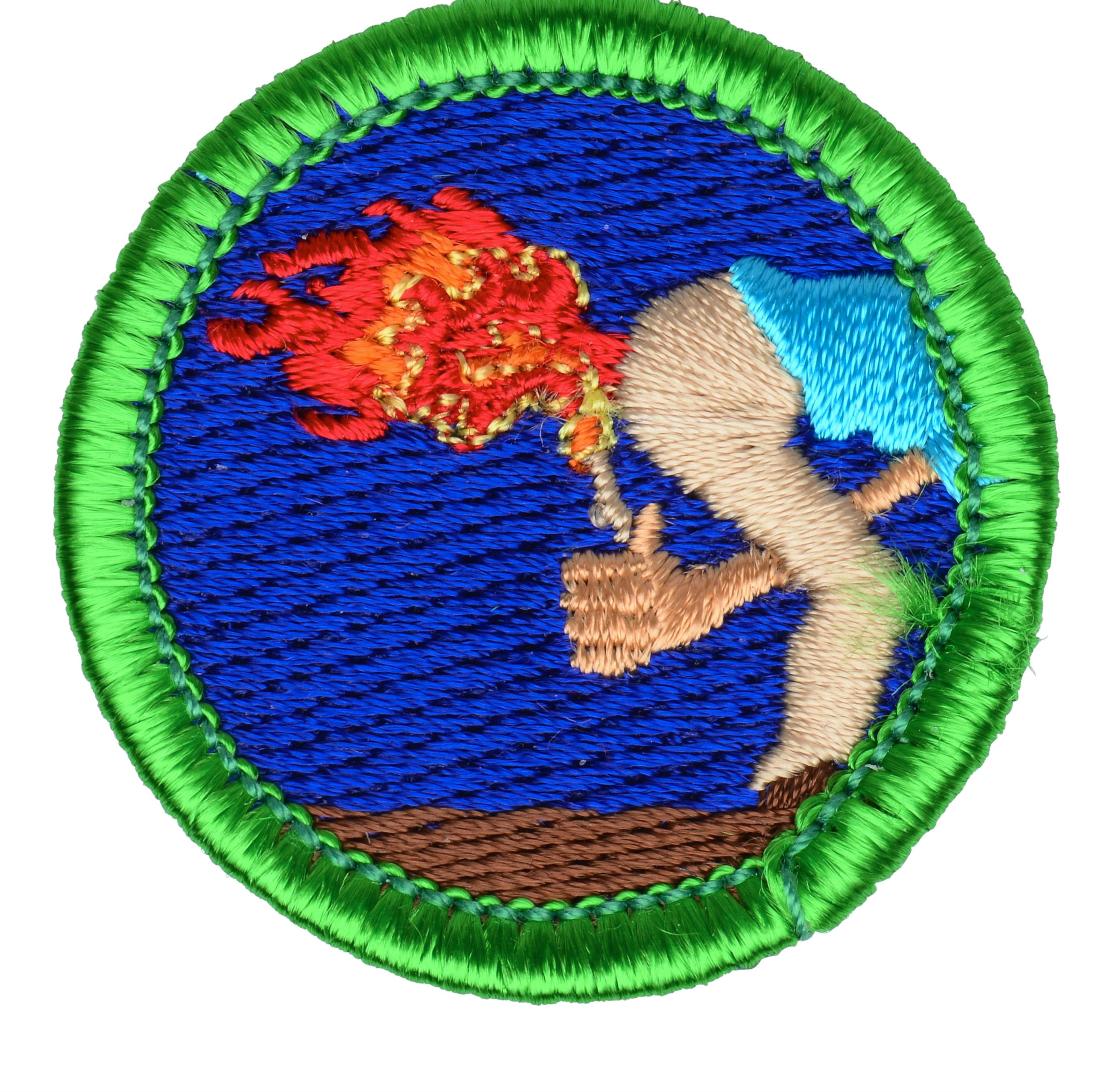 Patches :: Spoof Patches :: Spoof Merit Badges :: Fart Lighting Merit Badge