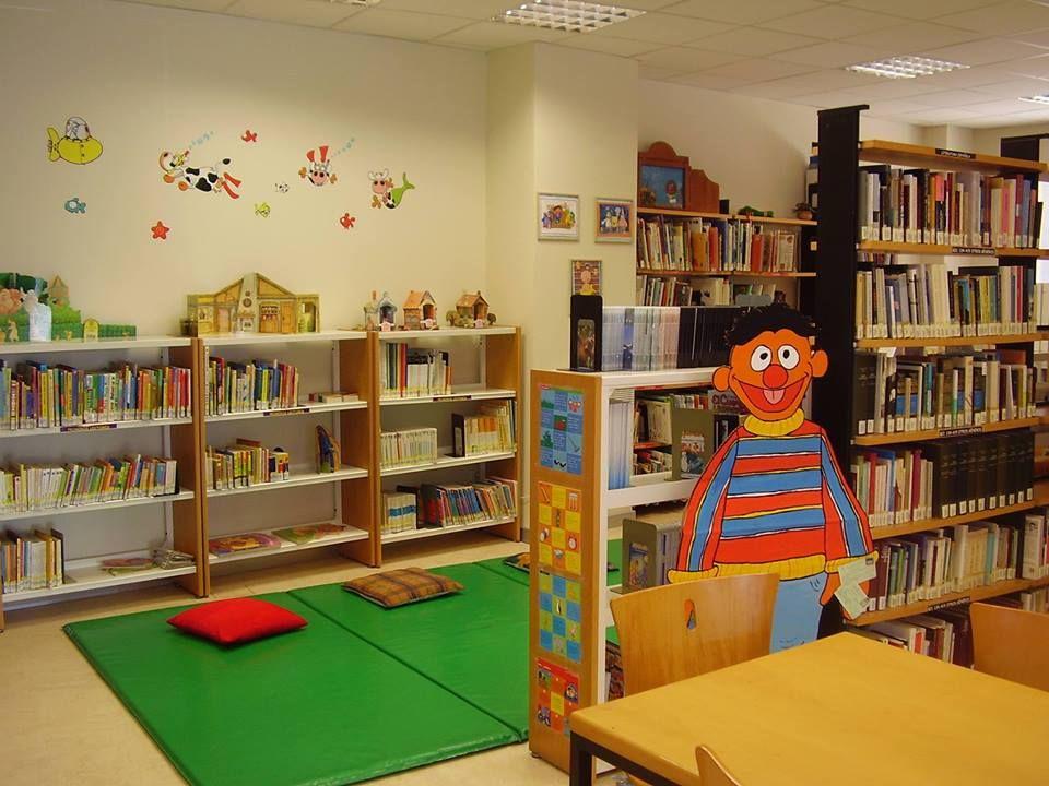 Biblioteca de Ribadesella (Asturias)
