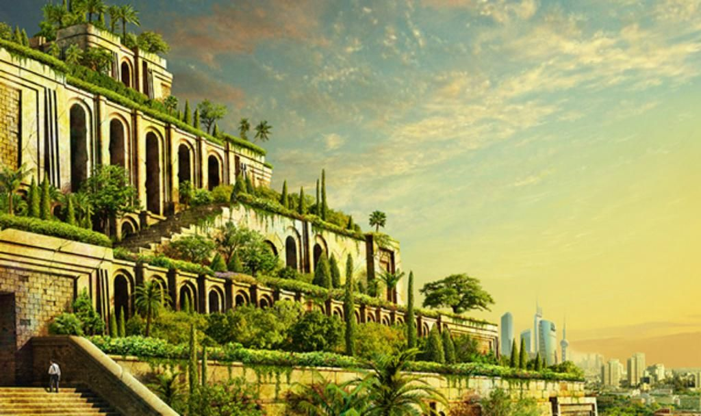 jardins suspendus de babylone aujourd 39 hui recherche google jardin pinterest jardins. Black Bedroom Furniture Sets. Home Design Ideas