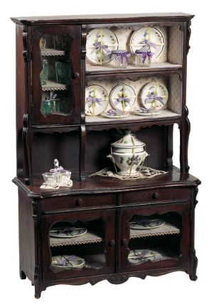 Promises Of Paris: 7 French Dollu0027s Cupboard ...