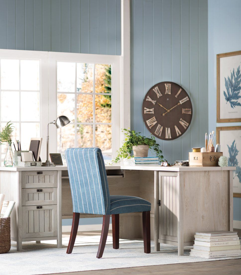 Get Inspired By Cottage/Country Office Design Photo By