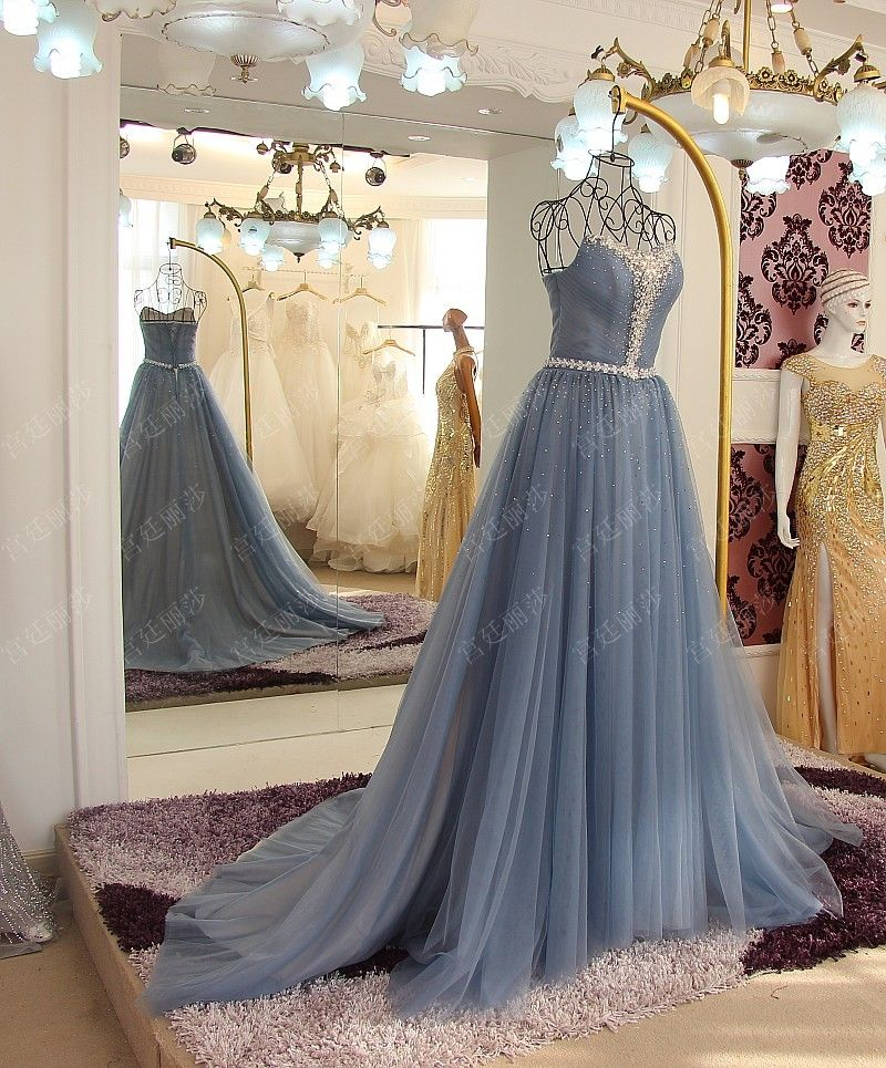 极致奢华水晶礼服韩版韩式礼服新娘结婚敬酒礼服晚礼服xj50022 Prom Dresses Formal Dresses Long Formal Dresses