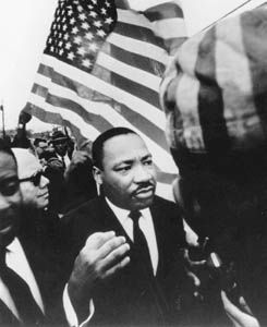 The Impact of the Martin Luther King Assassination