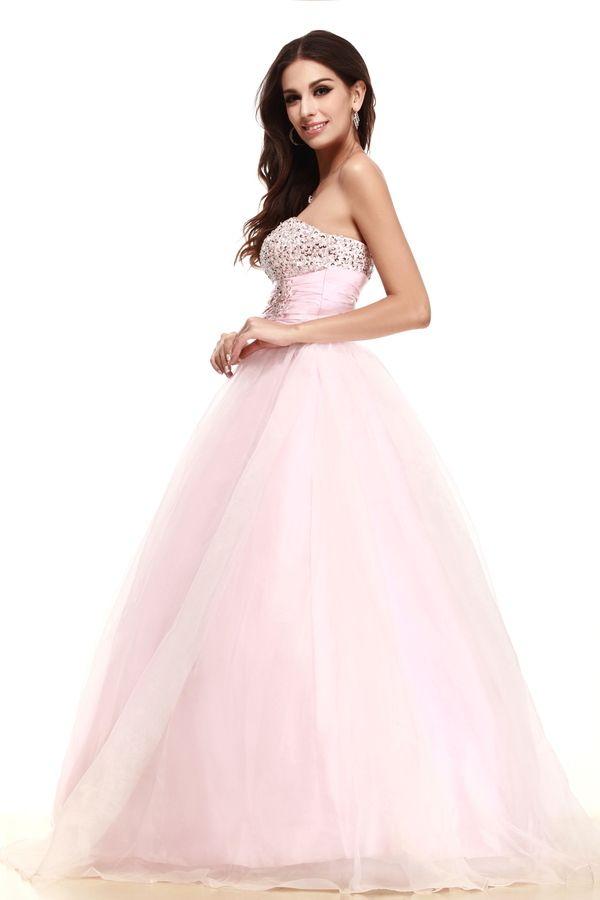 grande immagine 2 Vestidos de 15 Anos Meia capa Princesa Cauda Pequeno Tule