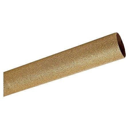 Copper Glitter/Denim Glitter Wrapping Paper (Assorted Styles) - Wondershop™ : Target
