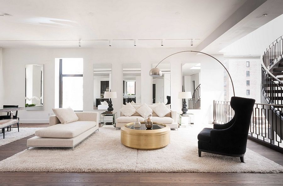 How To Improve Your Living Room Decor With Sidetables Gold Living Room Gold Living Room Decor Living Room Designs #white #and #gold #living #room #decor