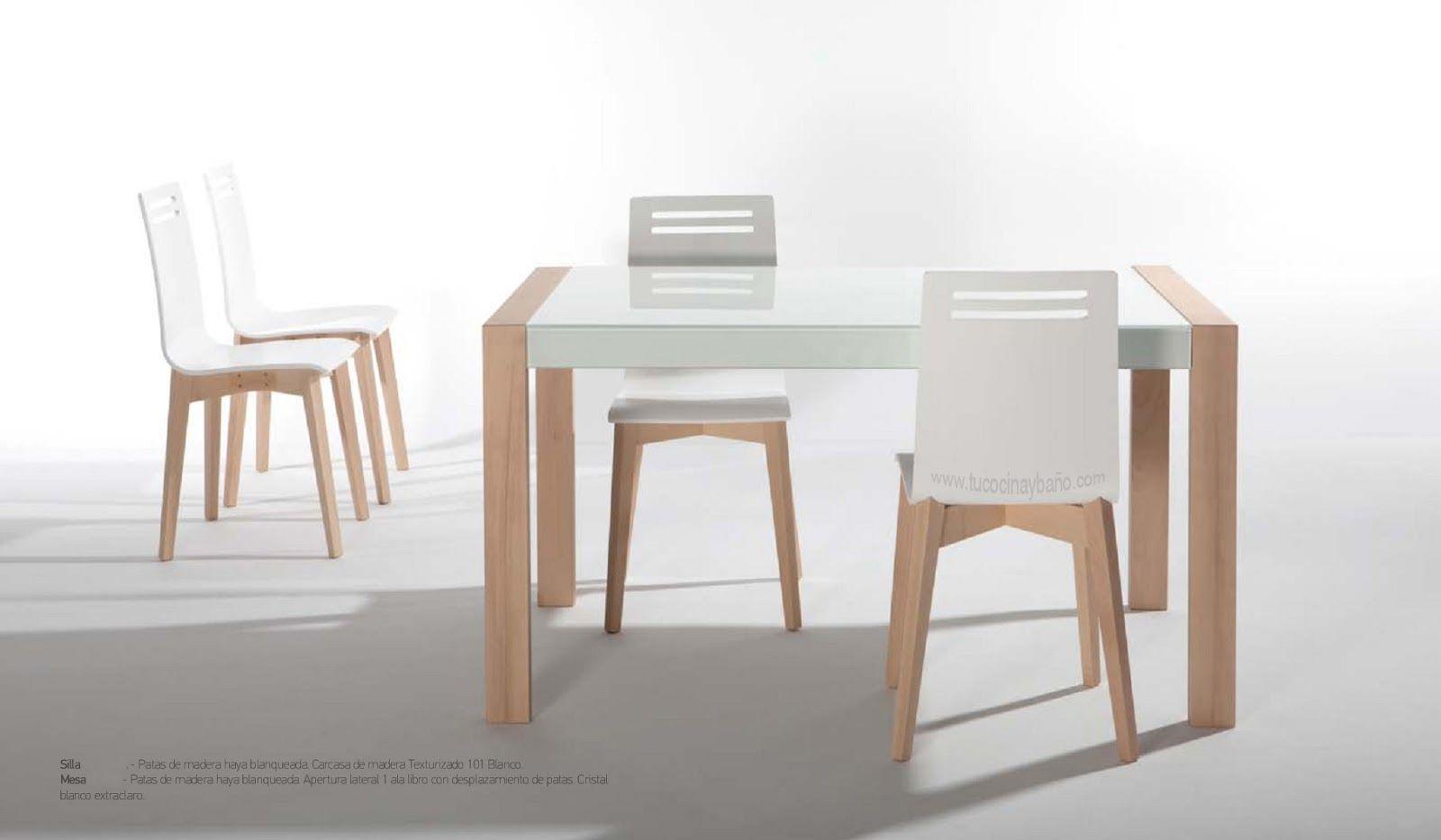 silla cocina nordica ribalta | tu Cocina y Baño | mesas sillas y ...
