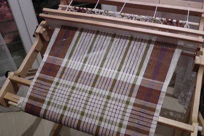 Weaving, knitting, crocheting   : KitchenTowels  First year