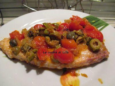 La cucina di Lilla (adessosimangia.blogspot.it): Pesce e crostacei ...