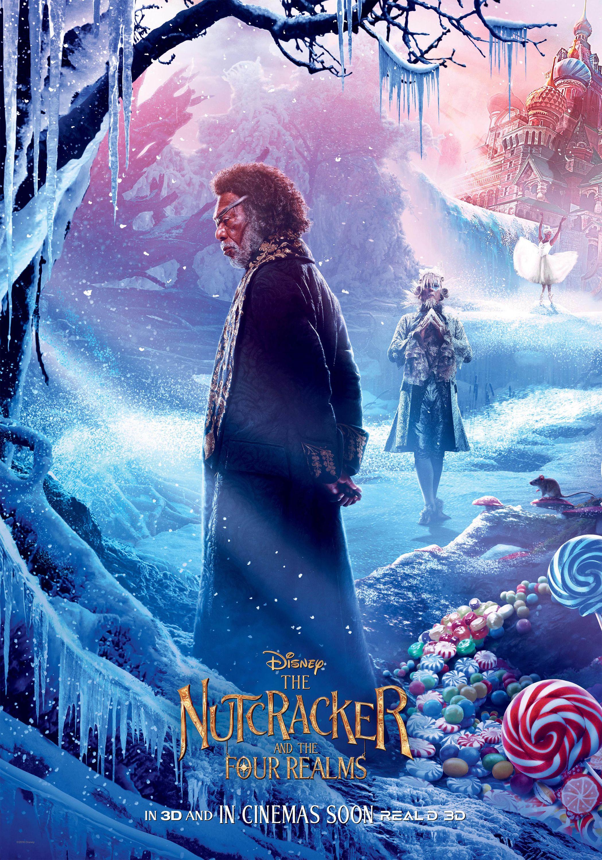 The Nutcracker And The Four Realms 2018 Nutcracker Movie Nutcracker Disney Nutcracker