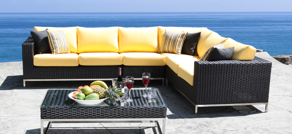Shop Patio Furniture By Collection Cabanacoast Store Locator Greater Toronto Area Sectional Patio Furniture Patio Furniture Cushions Wicker Patio Furniture