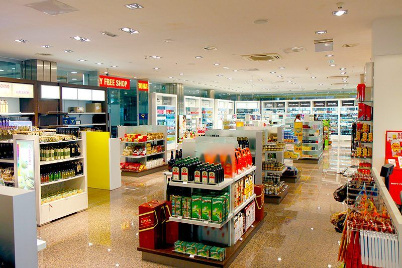 Zagreb Airport Duty Free Zag S Shopping Dining Guide Travel Retail Zagreb Shopping