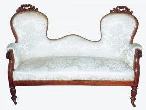 Tout Savoir Sur La Bergere Et Le Canape Louis Philippe Antiquites Catalogue Meuble De Style Mobilier De Salon Canape