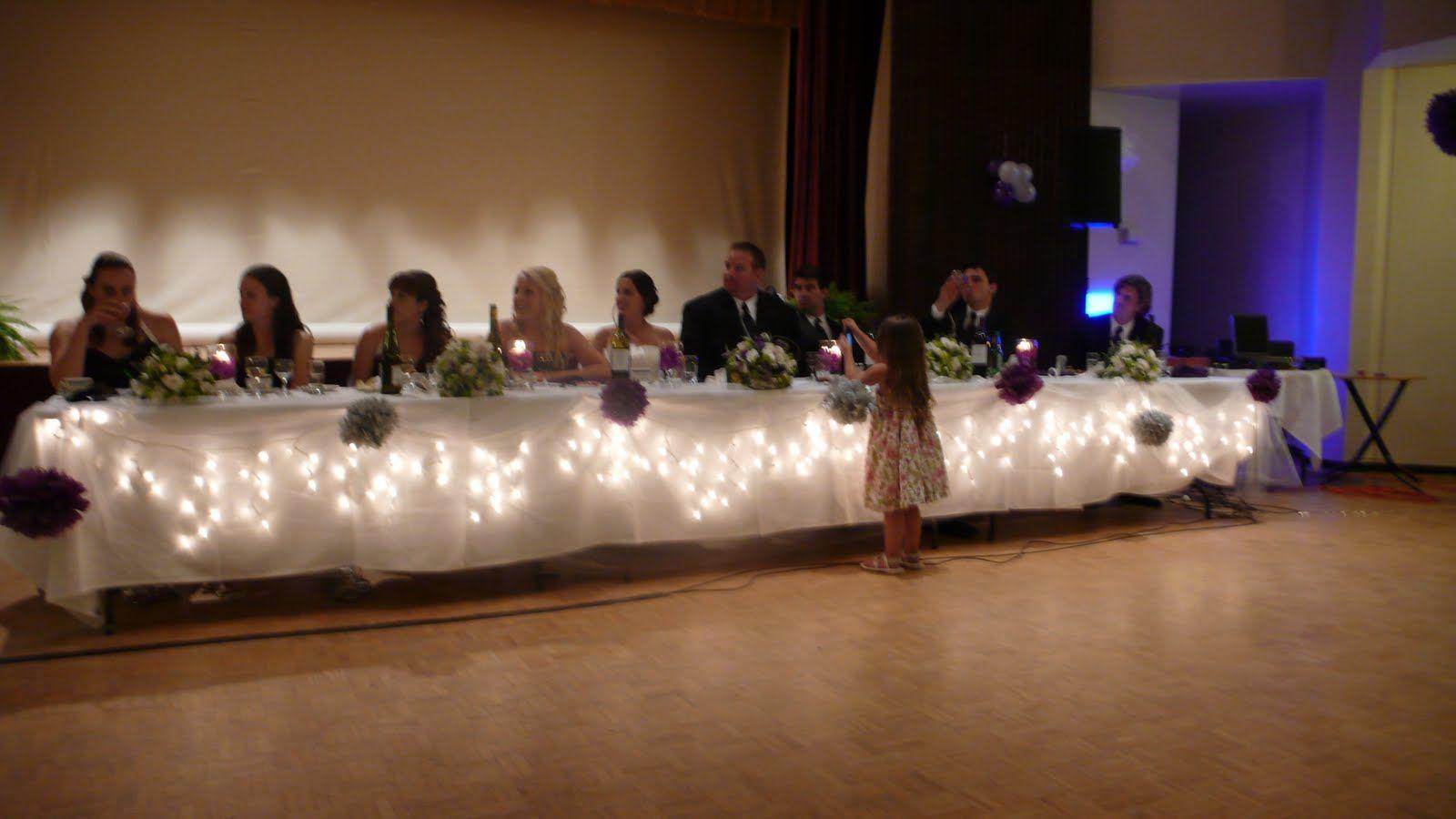 Ideas For Head Table At Wedding 5 head table wedding decoration ideas Wedding Head Table Decor Wedding Decoration Ideas Gallery
