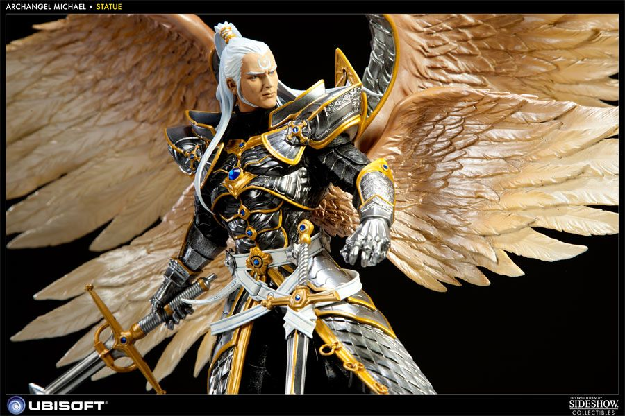 [UBISOFT] Might & Magic Heroes VI: Archangel Michael Statue... while not an MTG character, he looks like he could hang