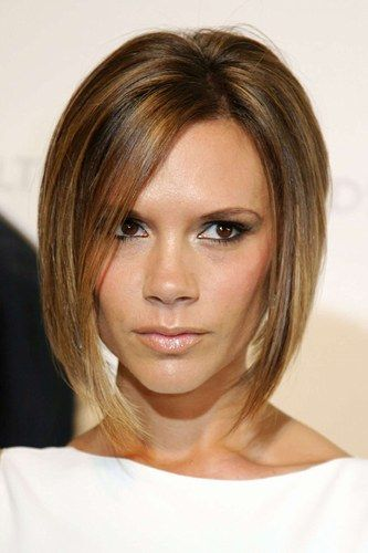 Victoria Beckham Hair History Sexy Tresses Through Time - Beckham's hairstyle history