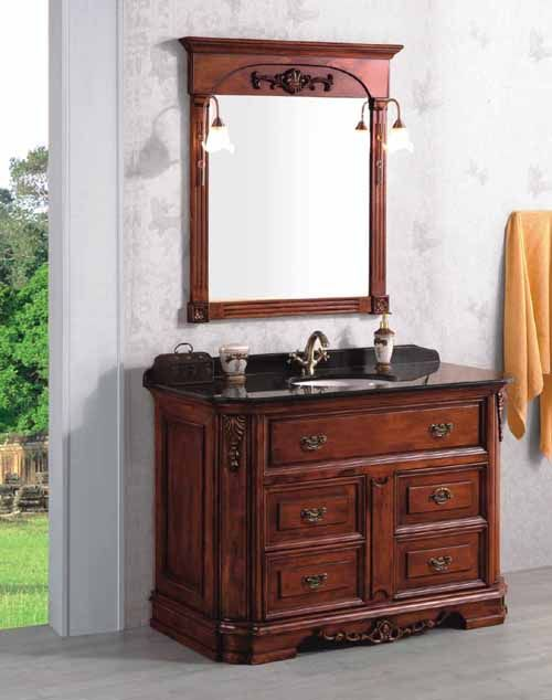 Bathroom Vanities And Cabinets Solid Wood