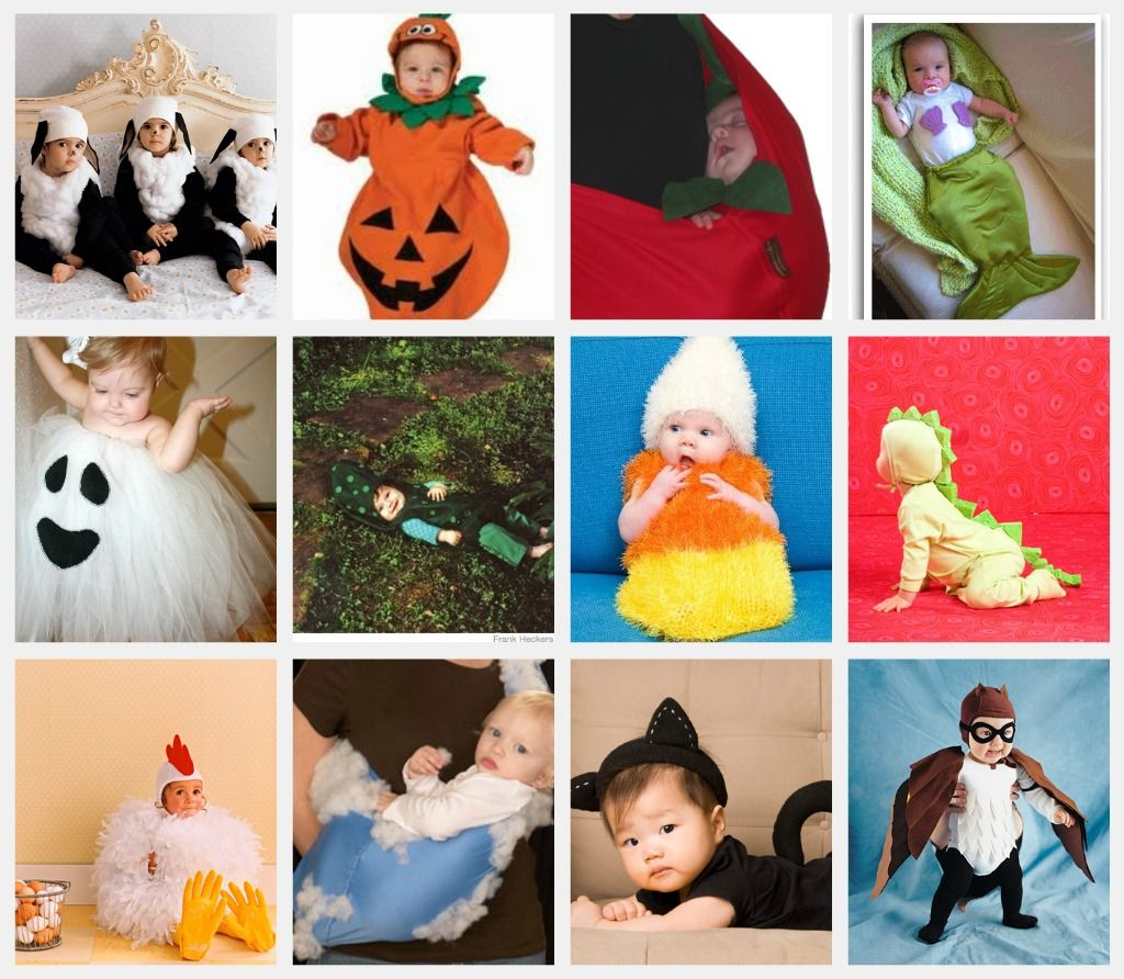 baby halloween costumes 12 diy tutorials with free templates i love the mermaid - Diy Halloween Baby Costumes