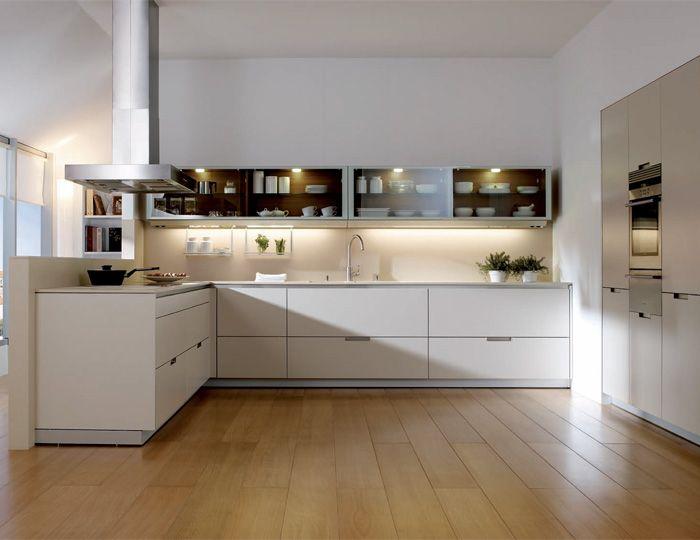 kitchen new house Pinterest Paneles de pared, El frente y Acogedor - cocinas en l